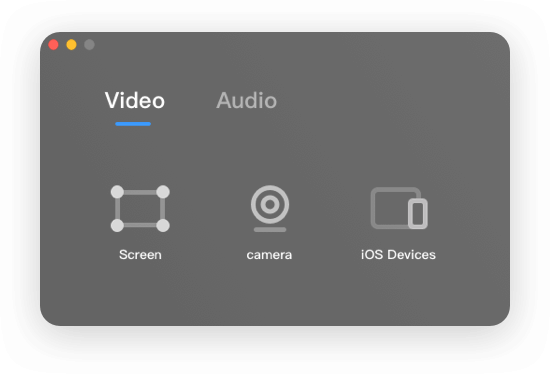 Capture screen and record videos for Mac and iOS丨Record It Pro
